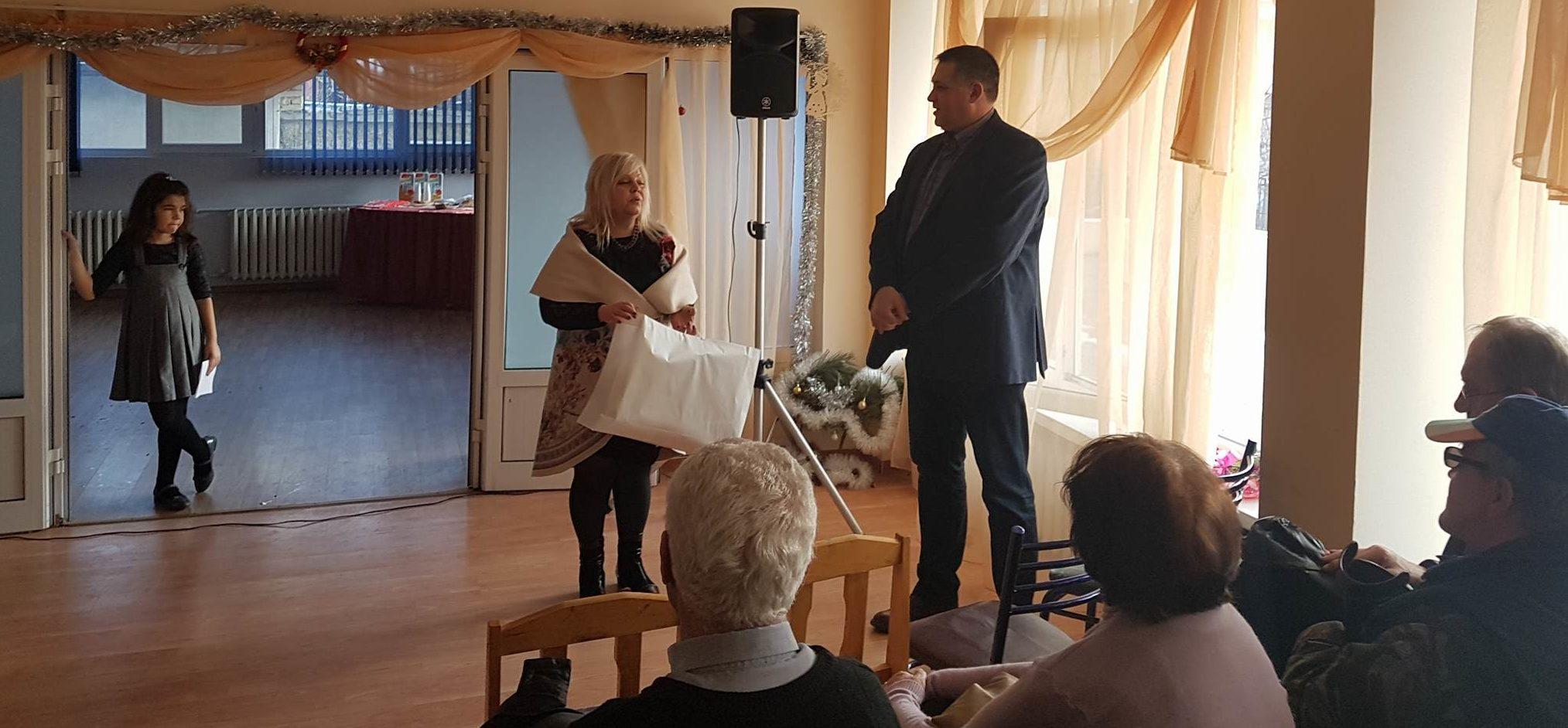 Д-р Валентин Василев бе гост на Коледното тържество на  ...