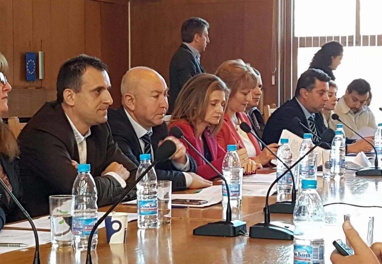 Заседание на Регионалния съвет за развитие на Северен  ...
