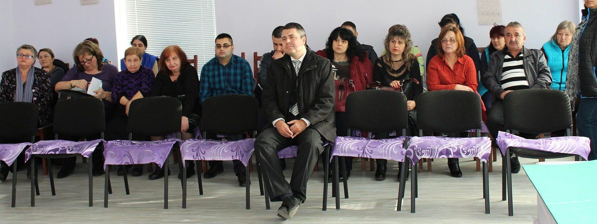 Главният секретар на Областна администрация-Разград г ...