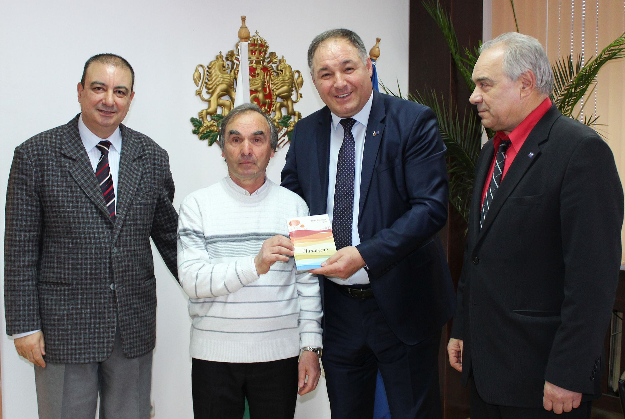 """Номинираният за """"Почетен гражданин на Разград"""" Иван � ..."""
