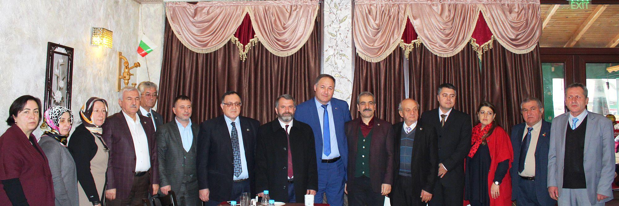Предстоящи инициативи обсъди Областният управител с Ф ...