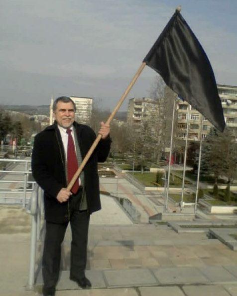 Евангелски пастор протестира срещу Истанбулската кон� ...