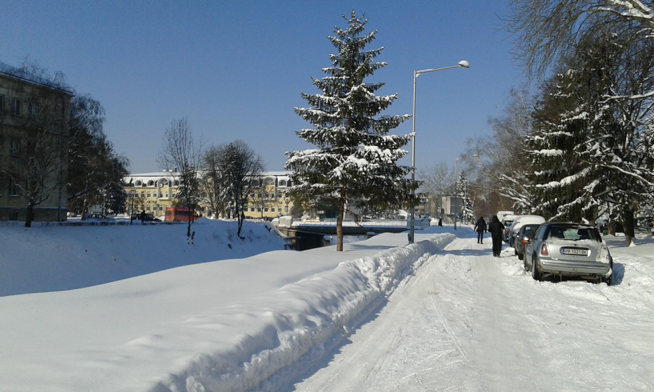Всички пътища в Област Разград вече са отворени за дви� ...