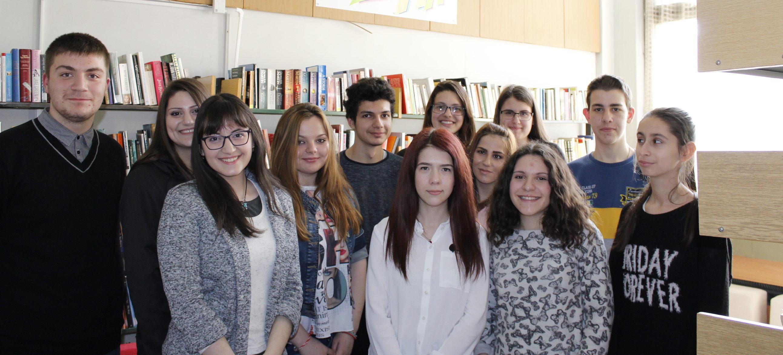 Тийн зоната в Библиотеката приятно провокира младите
