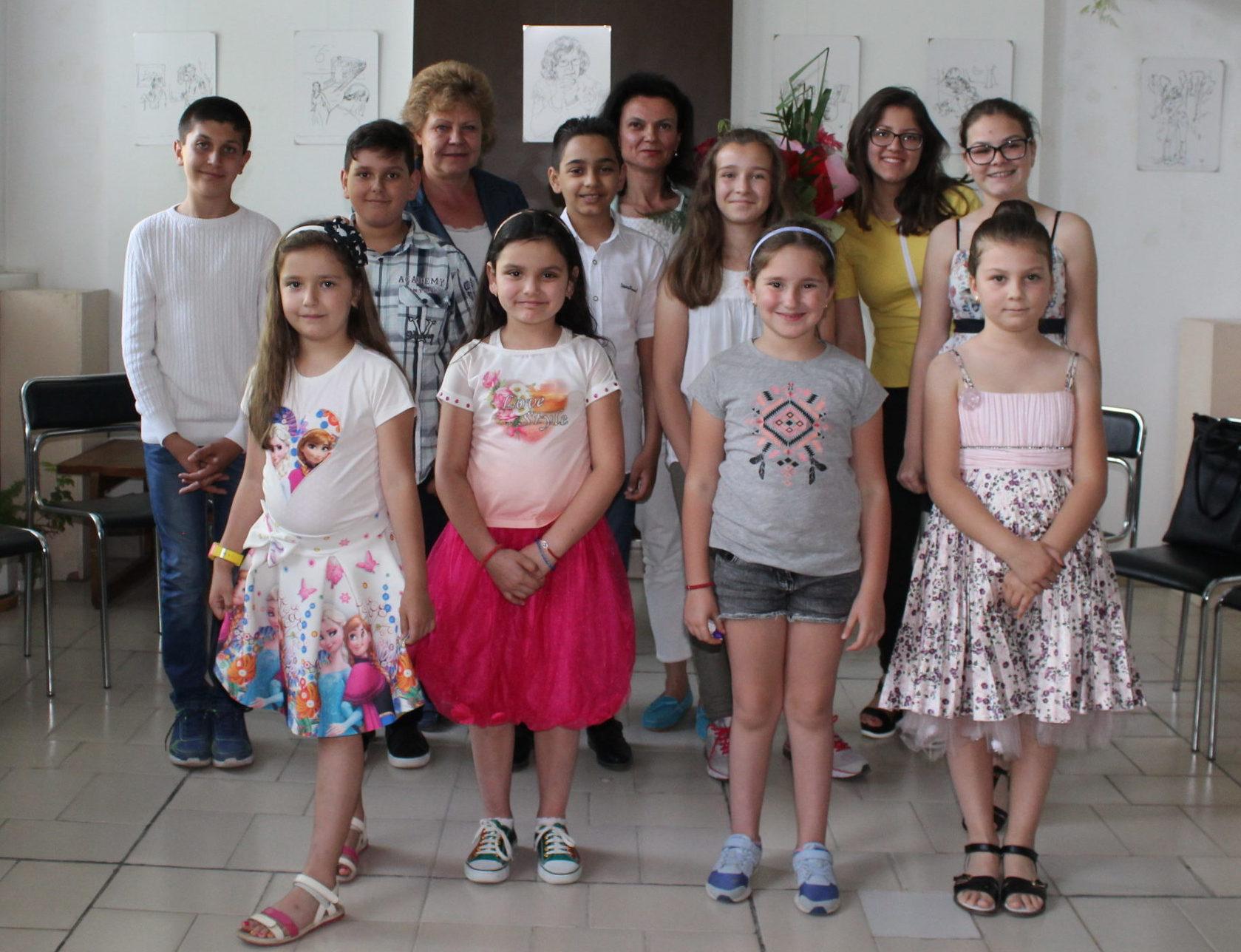 Музикален празник сътвориха възпитаниците  на Шукран � ...
