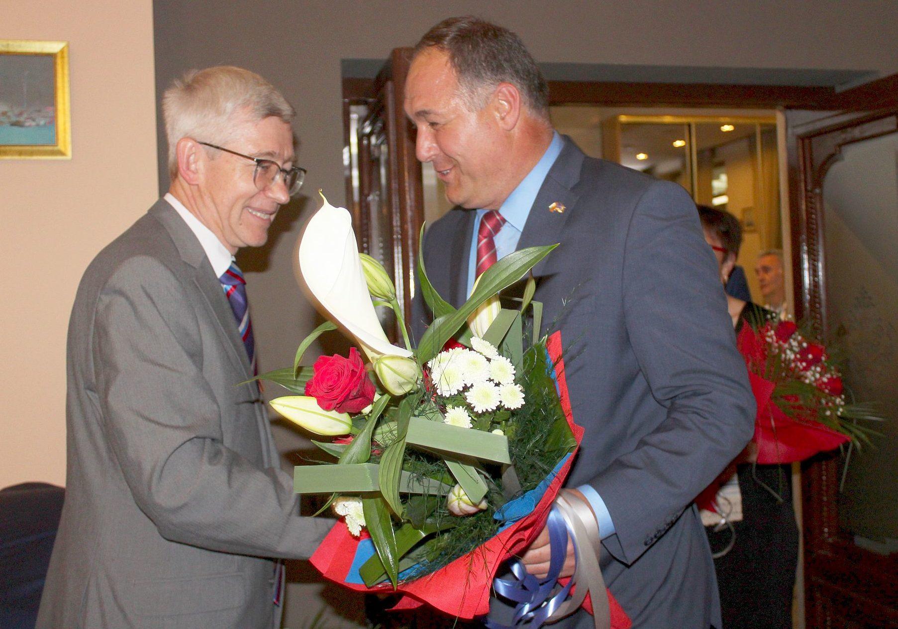 Областният управител поздрави консула на Русия в Русе  ...