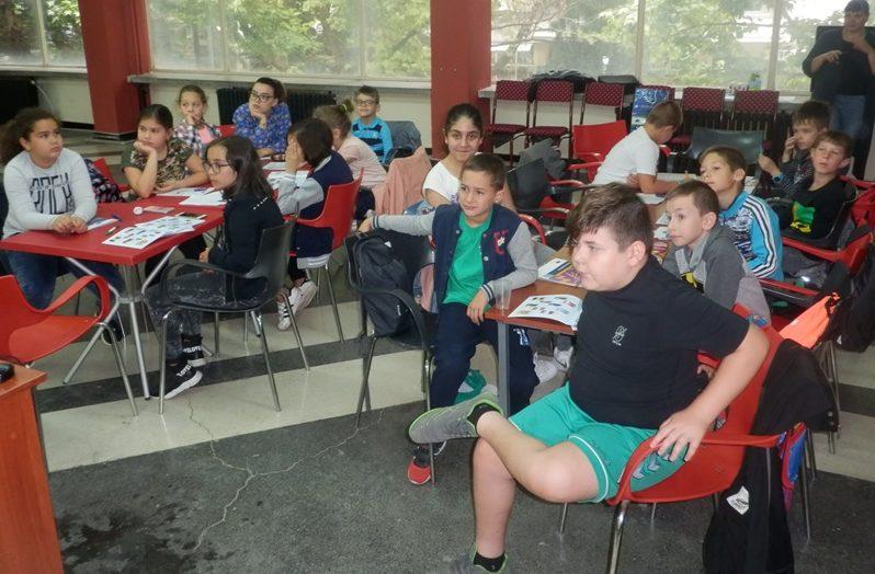 """ОИЦ – Разград се включи в лятната детска школа """"В ст ..."""