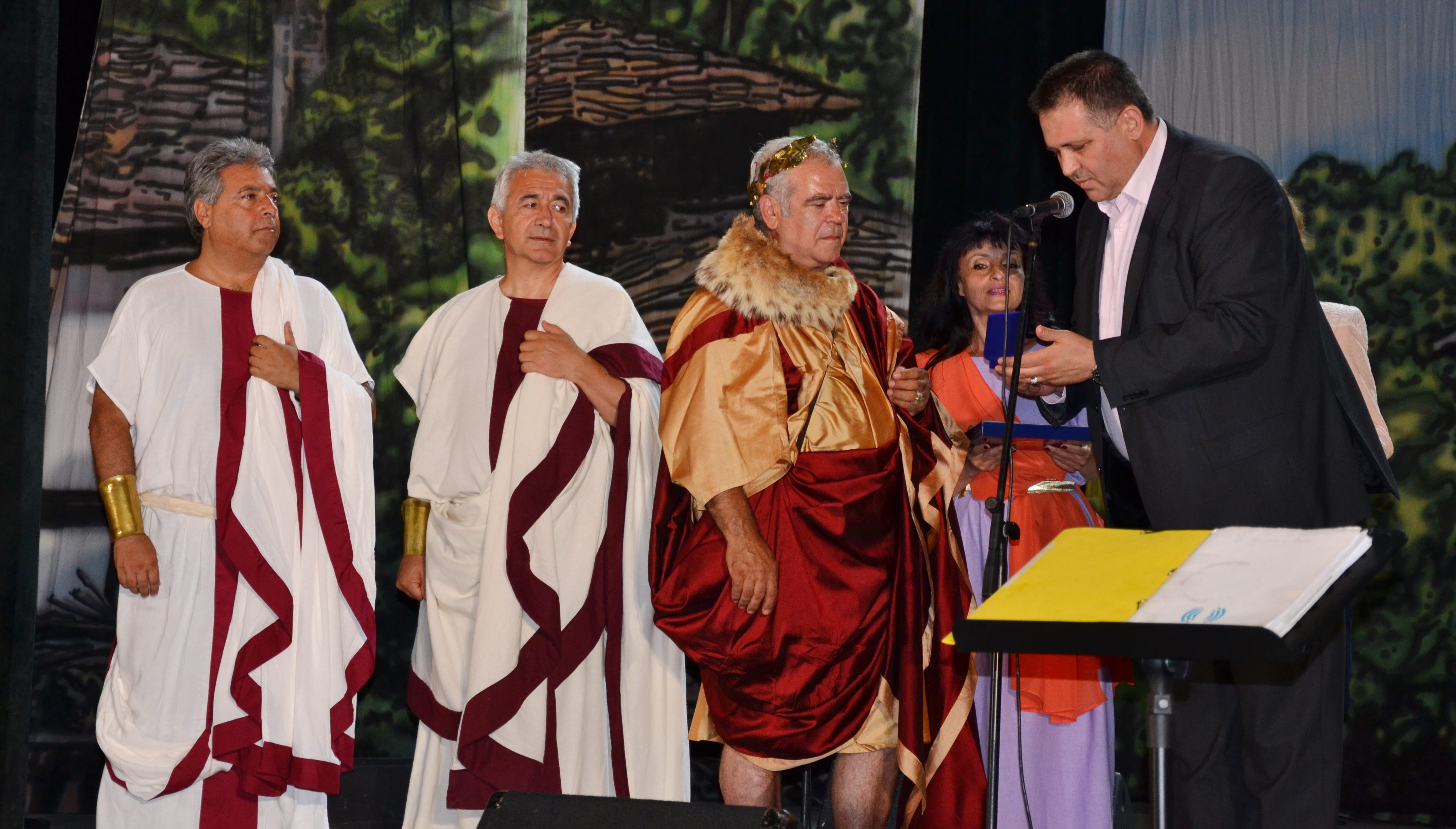Д-р Валентин Василев получи от кмета на Рим послание, ч� ...