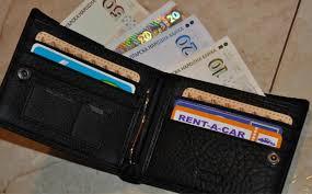 Портмоне с 2000 лева, дебитна карта и лични документи изч ...
