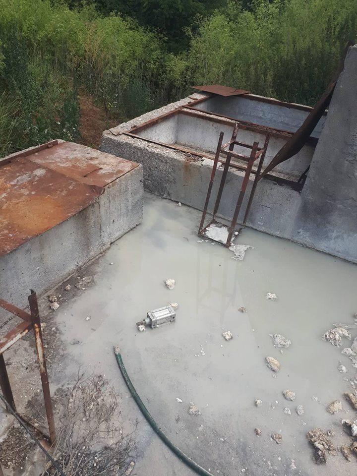 РИОСВ-Русе наложи принудителна мярка на млекопреработ ...