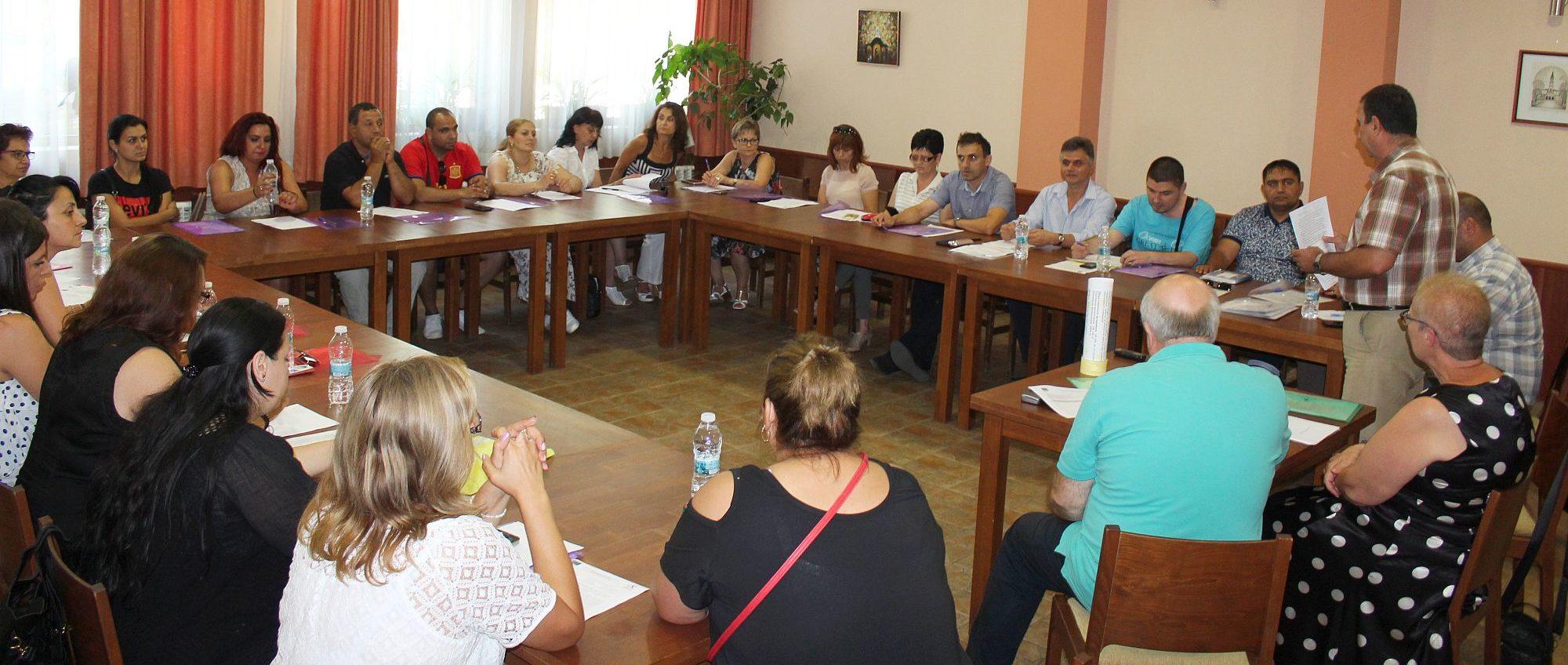 """Асоциация """"Интегро"""" проведе семинар със съдействиет� ..."""