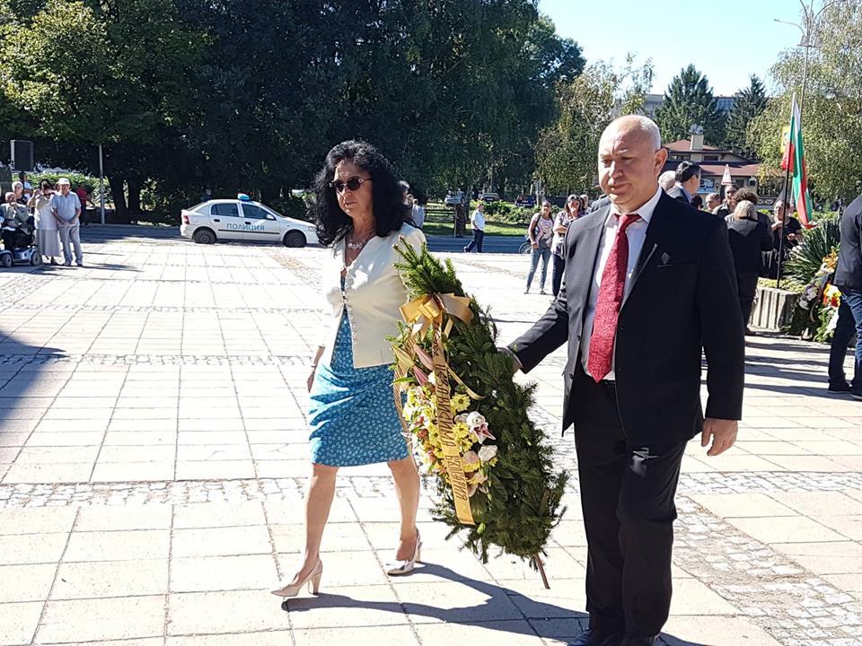 Разград отбеляза 110 години Независима България