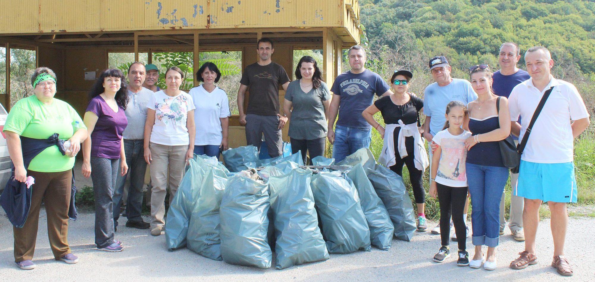2480 доброволци от Област Разград участваха в кампаният� ...