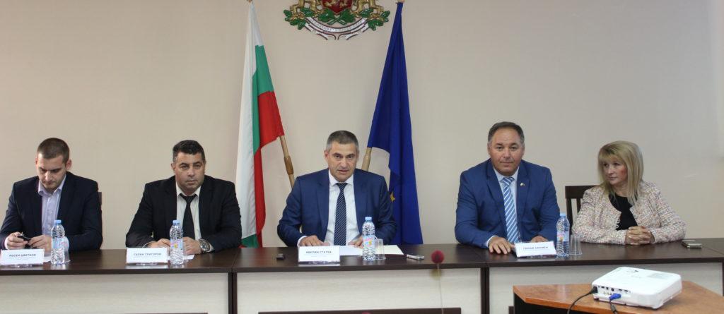 Проведе се заседание на Регионалния съвет за развитие  ...