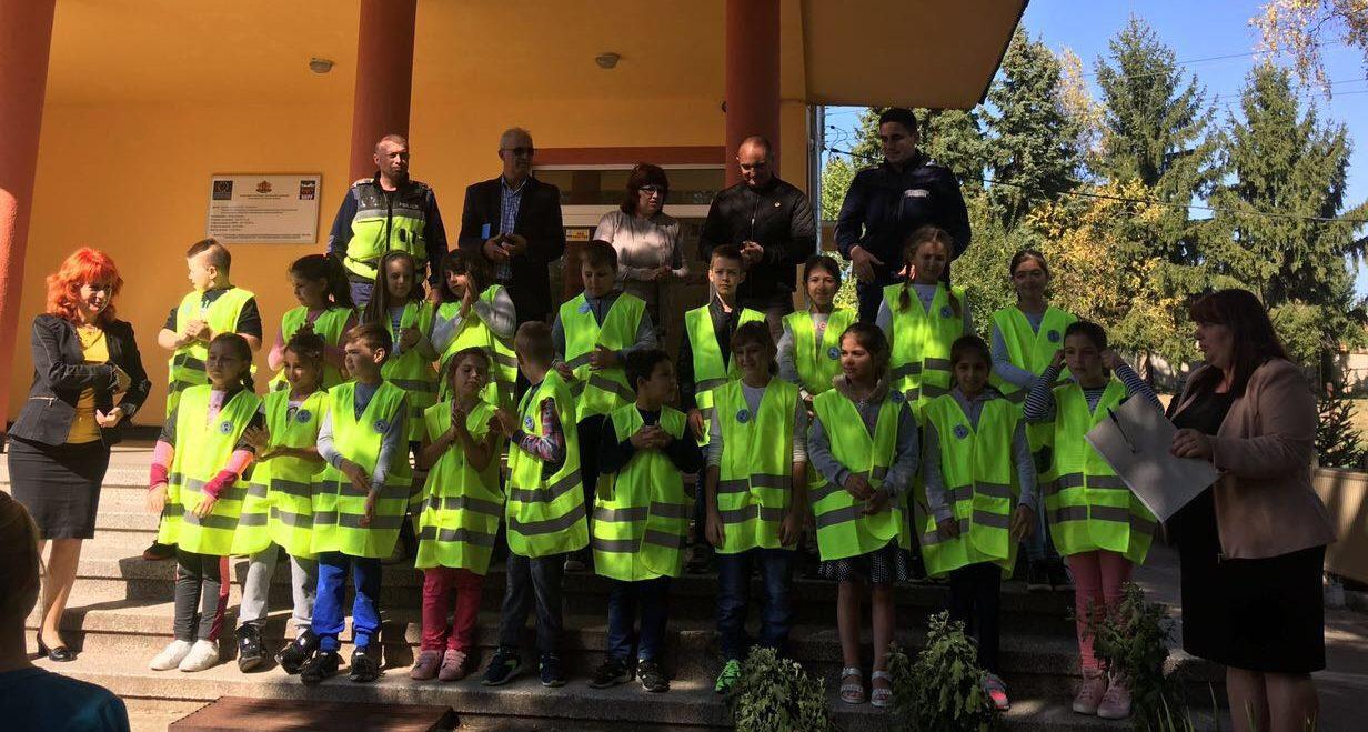 """Детското полицейско управление стартира днес в НУ """" ..."""