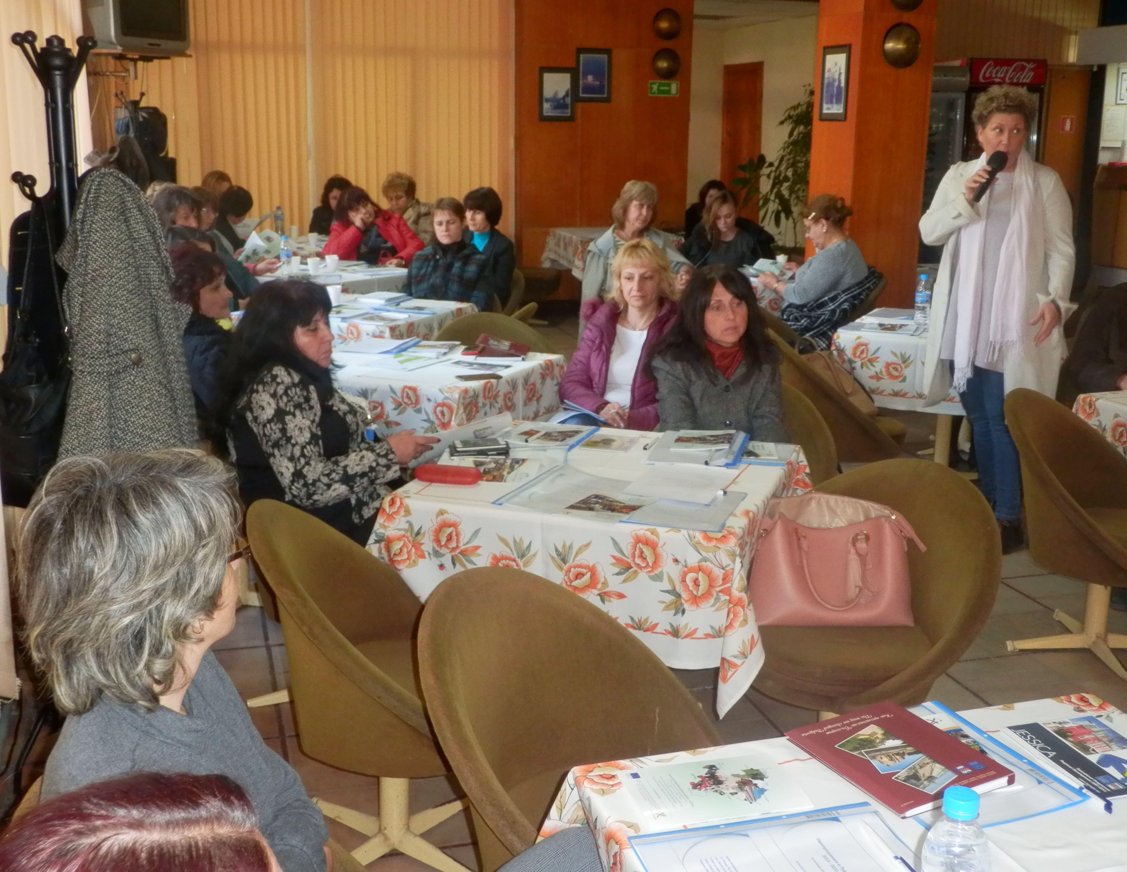 Над 150 души се включиха в есенната обиколка на ОИЦ – Ра� ...