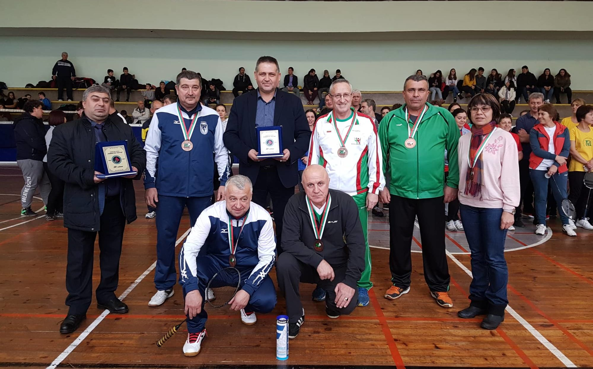 Кметът на Община Разград откри състезанията по бадмин� ...