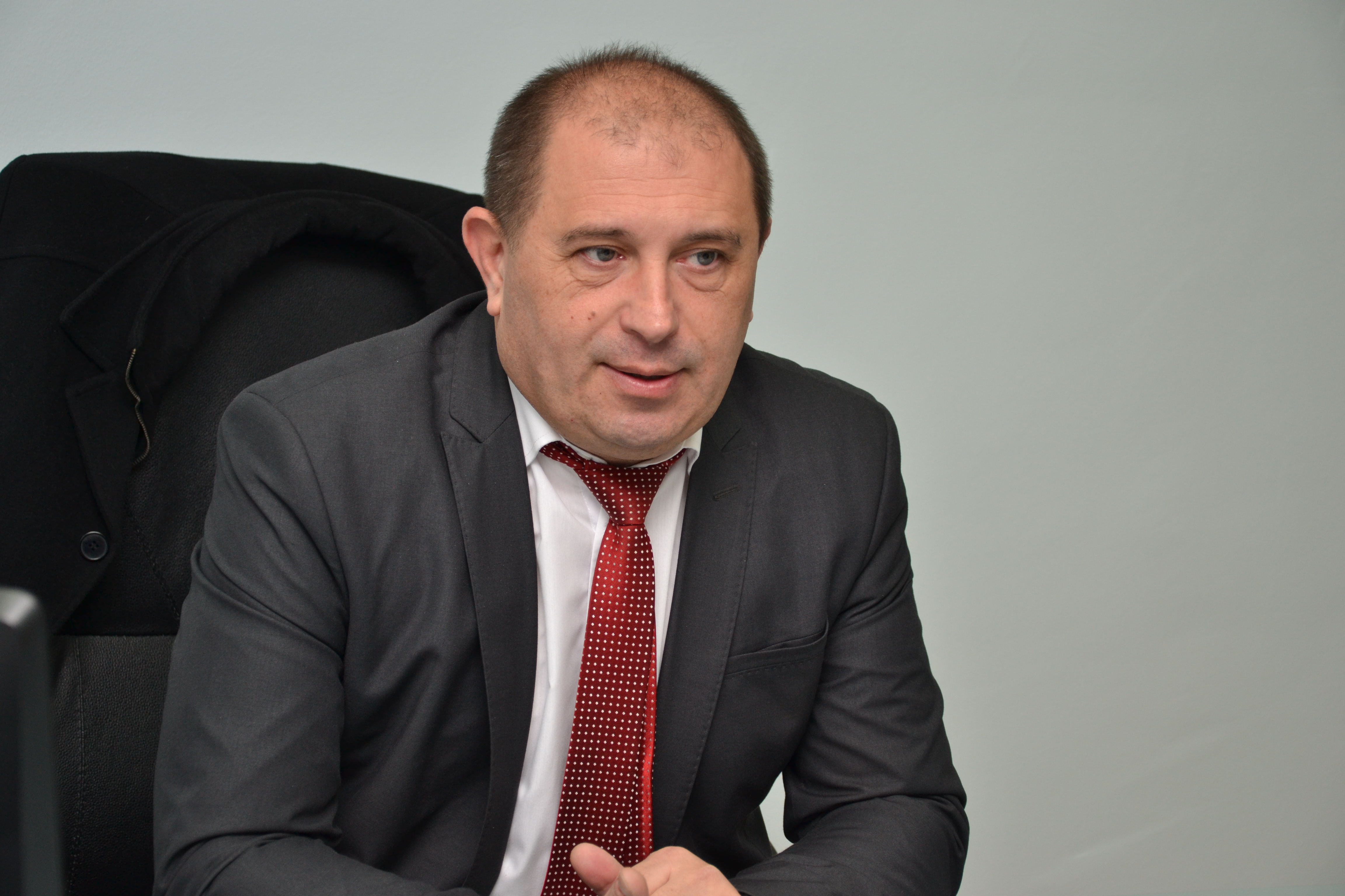 Приемна в Кубрат организира директорът на ОД на МВР ст. ...