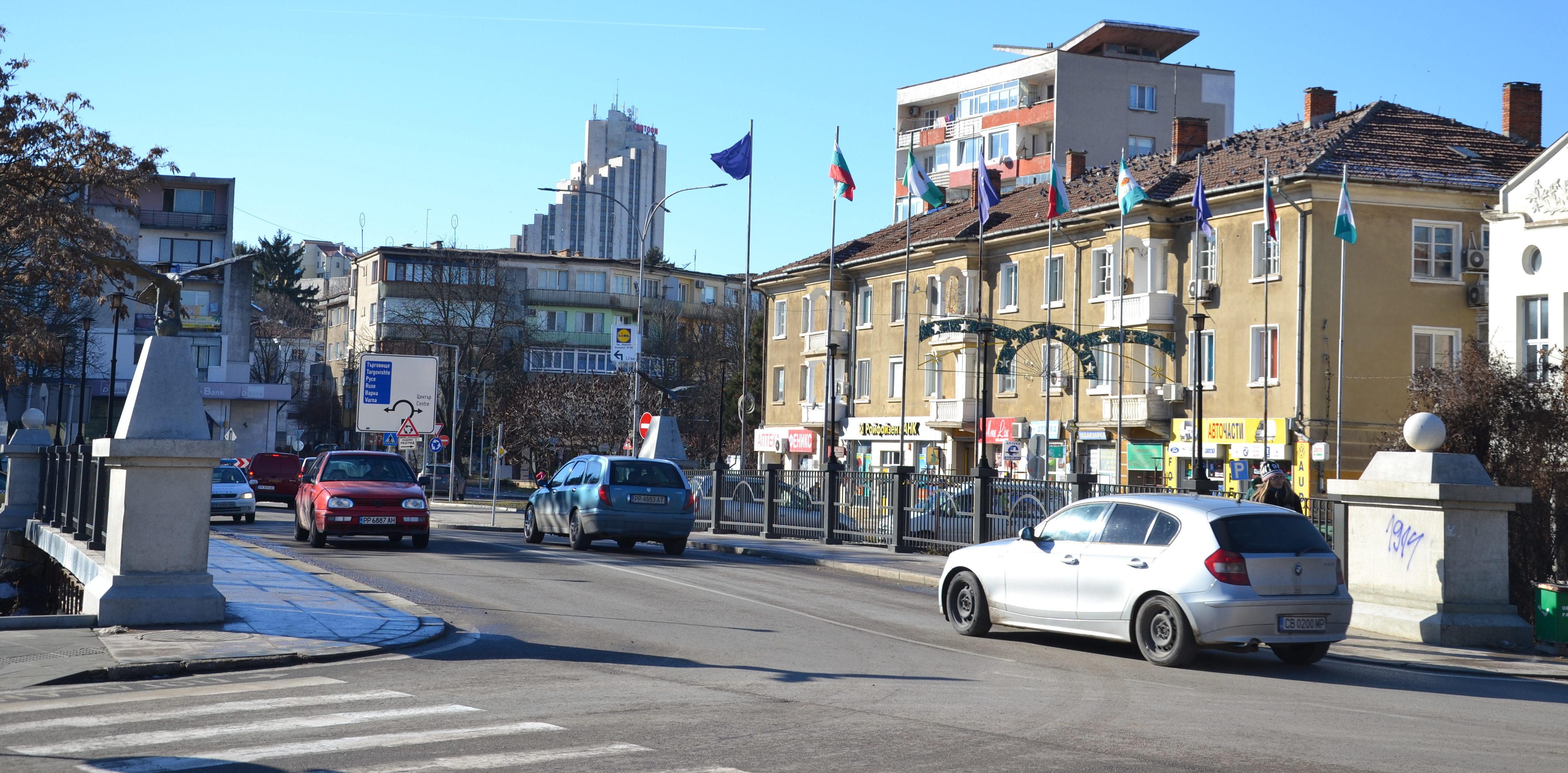 И в Разград – скачат данъците на старите коли