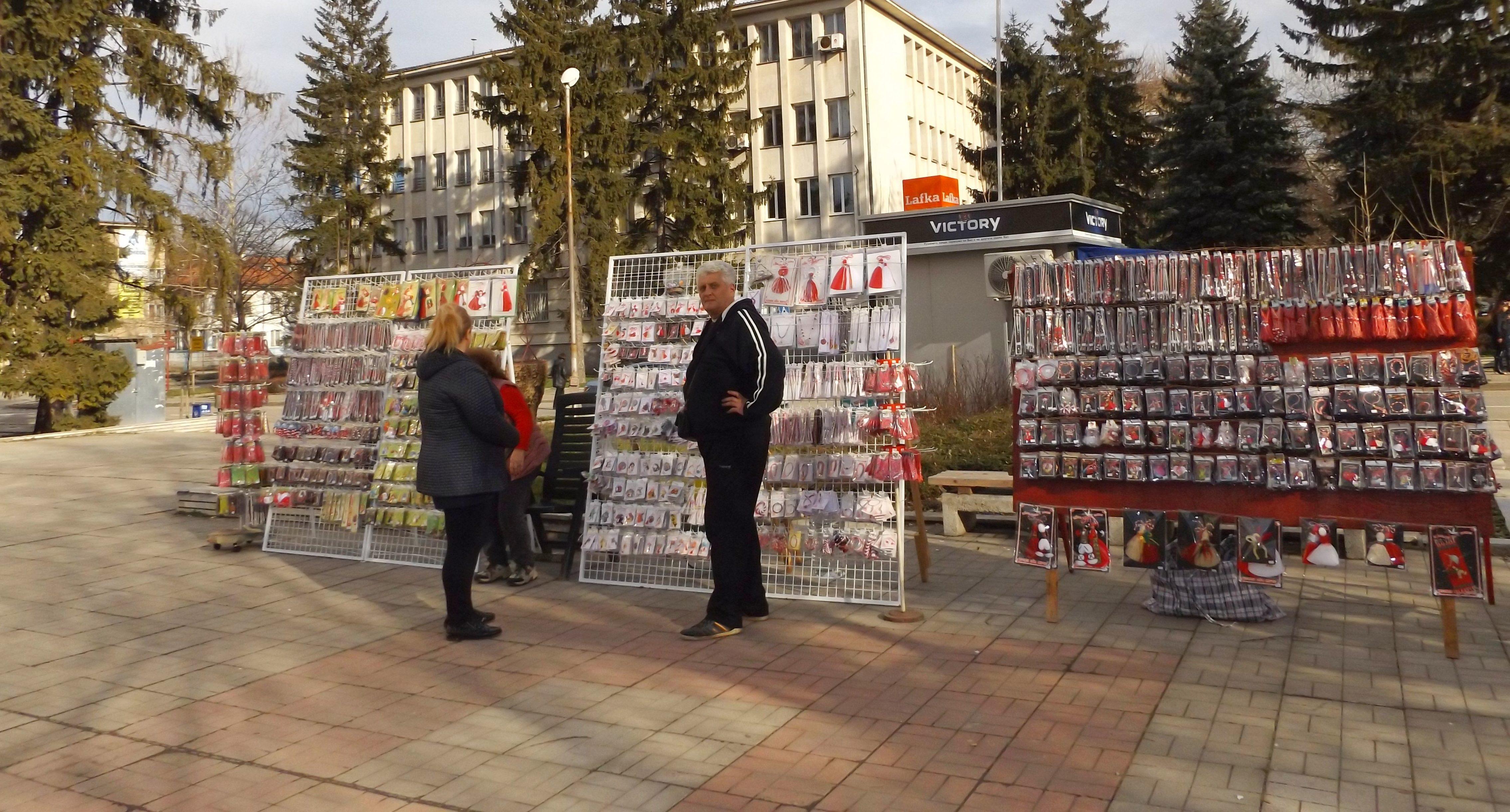 Общината започва прием на заявления за базара на марте ...