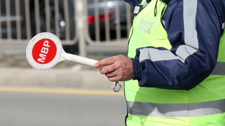 768 нарушения санкционираха пътни полицаи в Лудогориет� ...