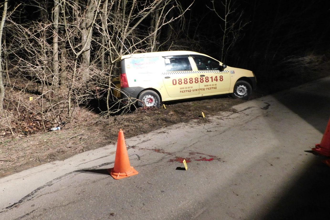 Криминалисти от Разград разследват убийство на таксим ...