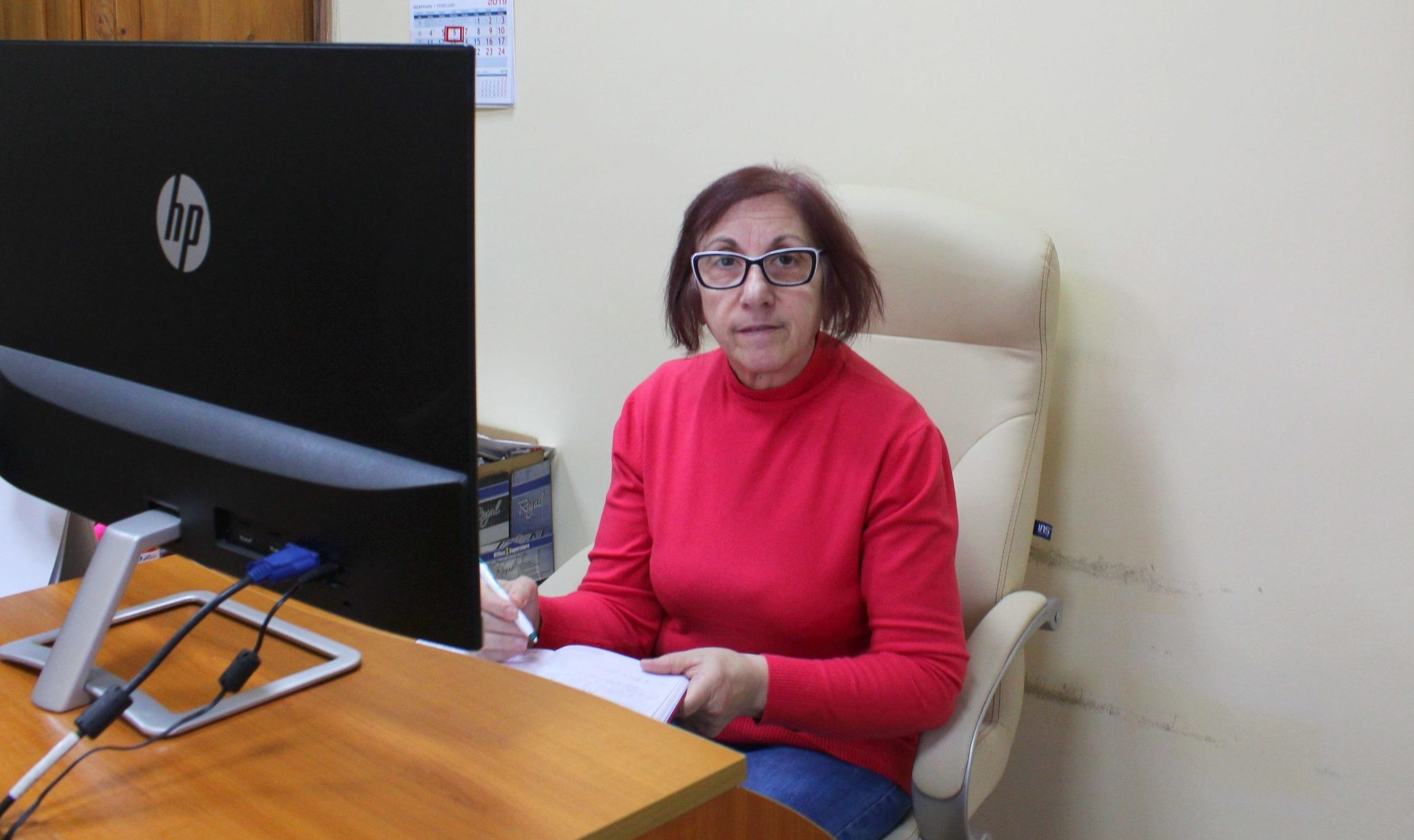 "Директорът на РБ ""Проф. Б. Пенев"" Женета Александрова: ..."
