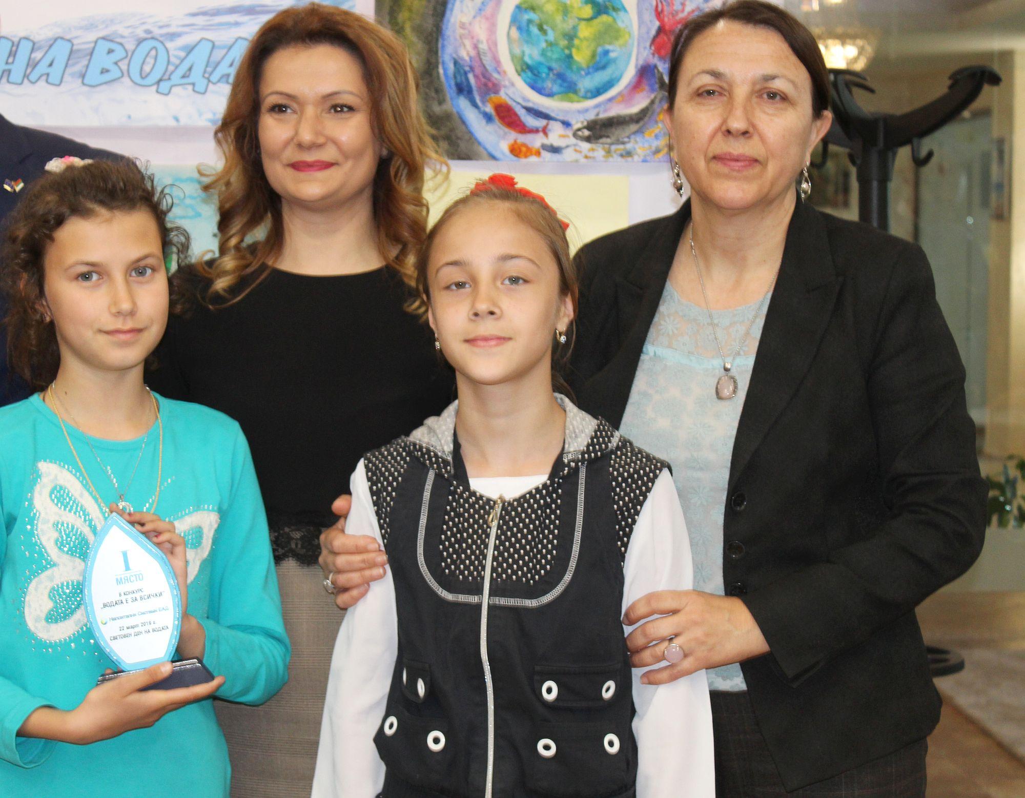 Две момичета от Разградска област с награди от конкурс ...