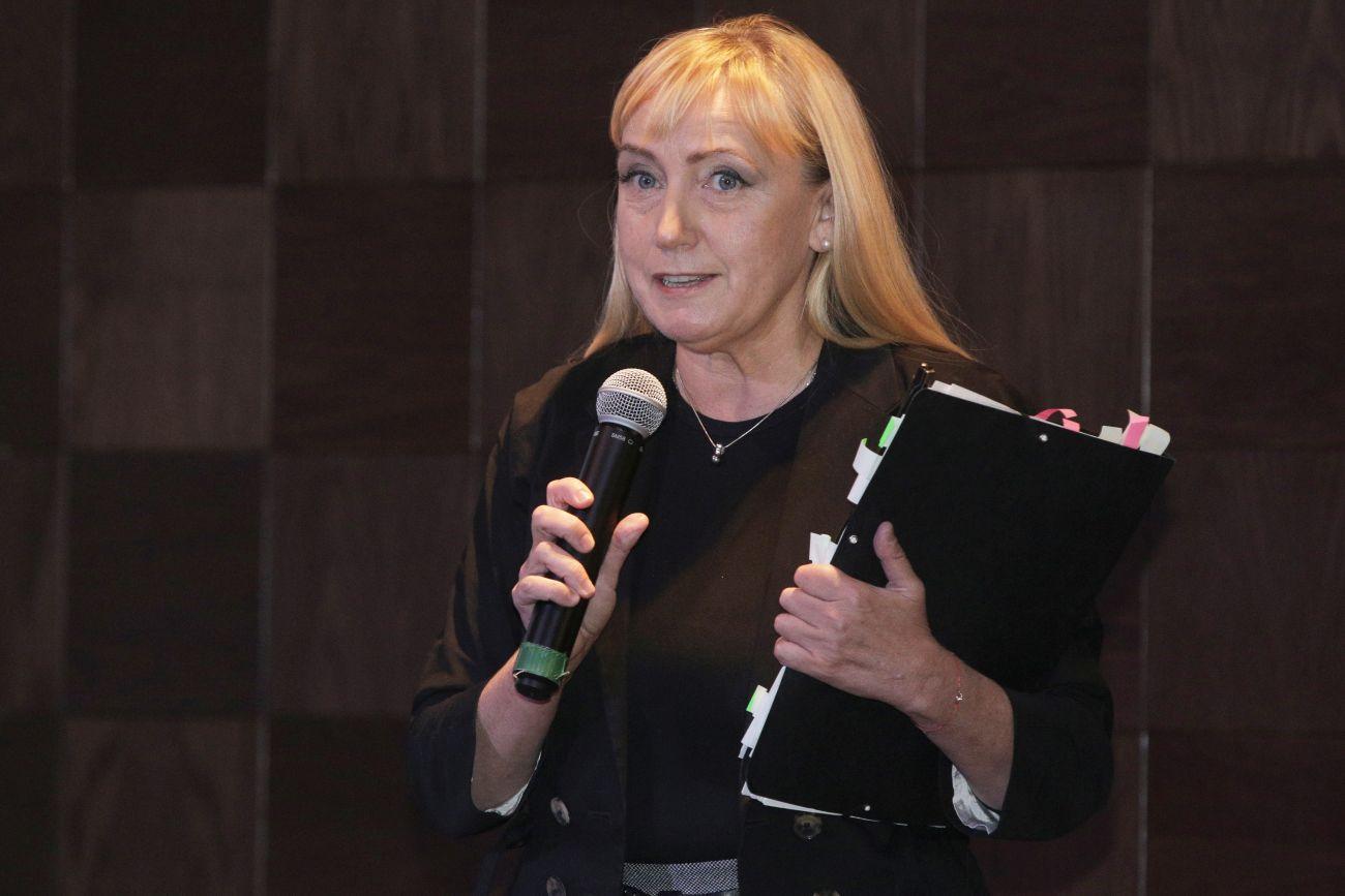 Водачът на листата на БСП за евровота Елена Йончева ще  ...