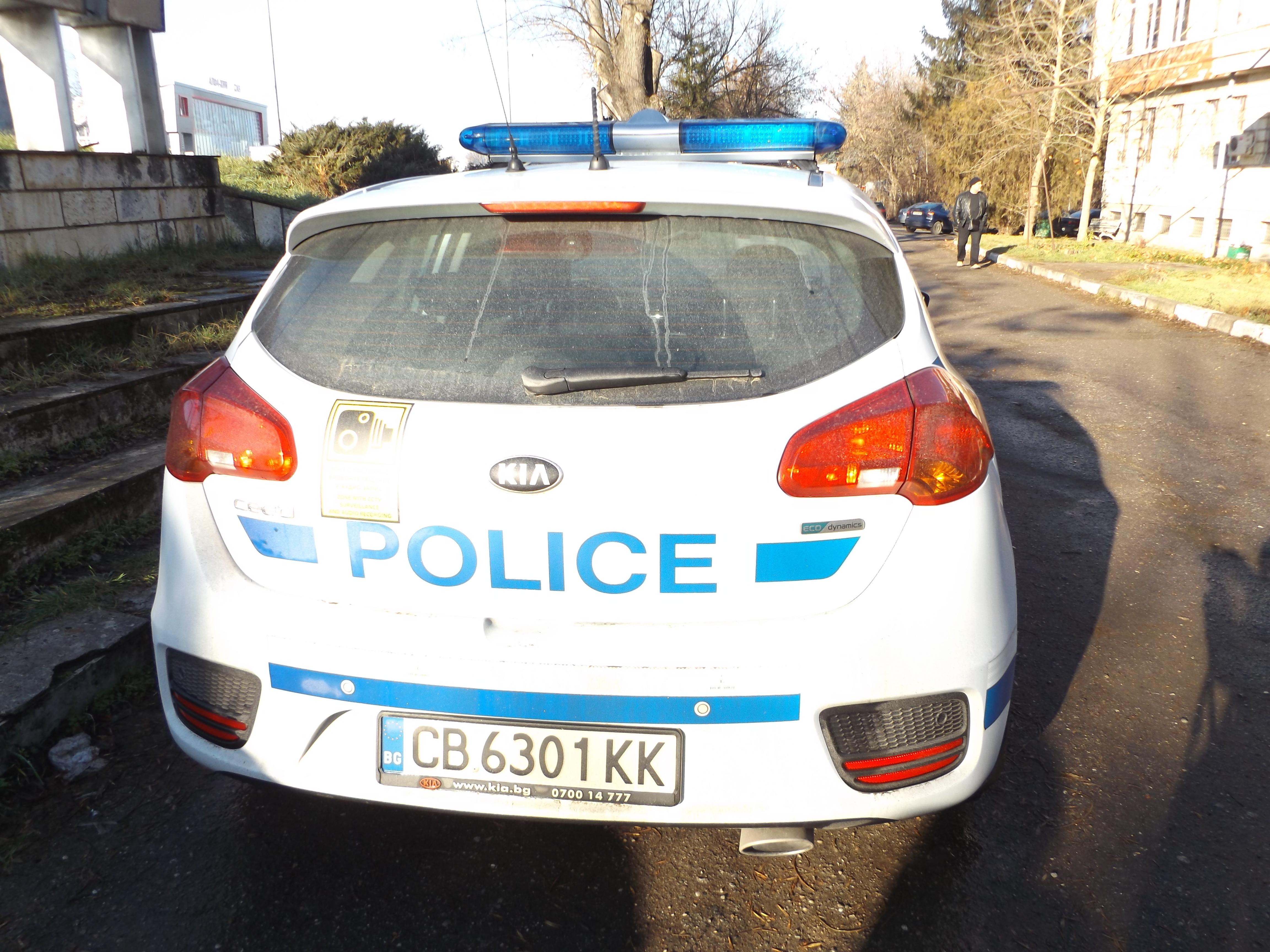 Над 1000 нарушения по пътищата в Разградско за седмица