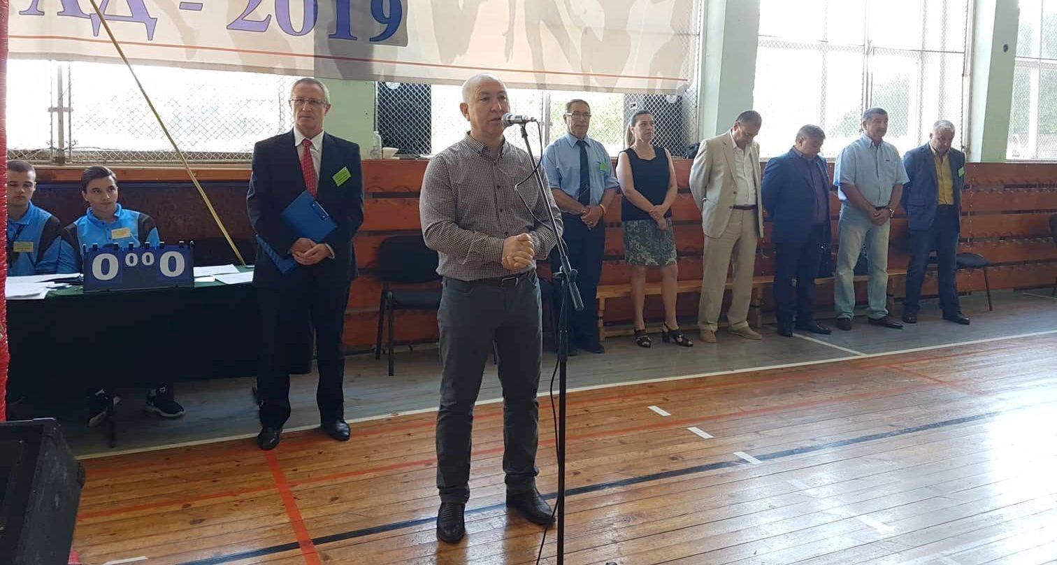 Зам.-кметът Ердинч Хасанов откри Ученически игри – фин ...