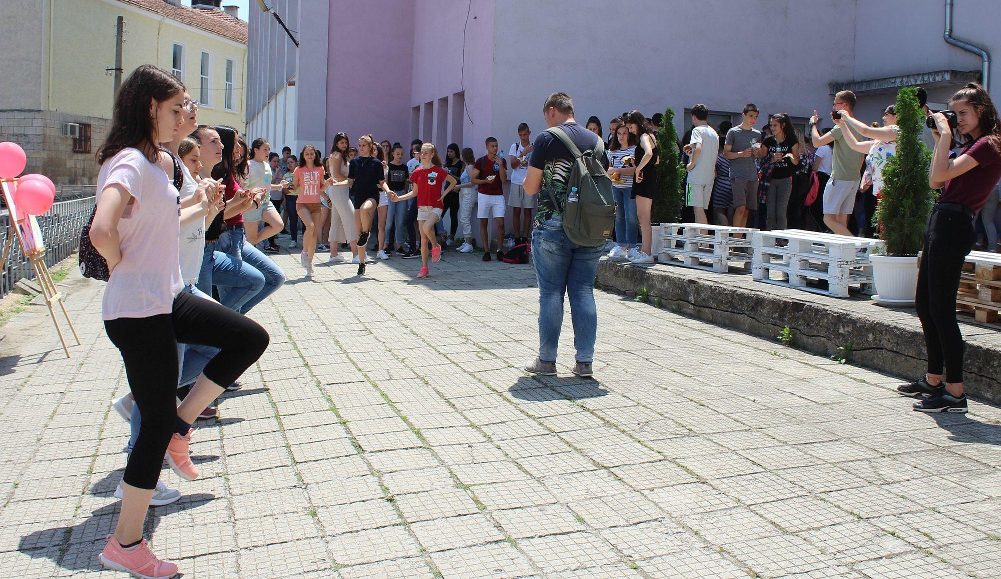 """Световен ден на пикника организираха в ППМГ """"Акад. Ник ..."""