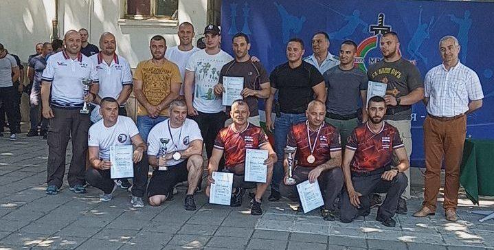 Стрелците от ОДМВР-Разград – пети в България