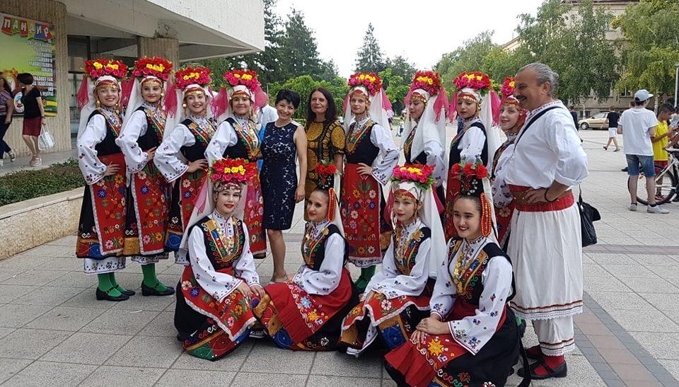 С концерт, изложба и посрещане на делегации от четири д ...