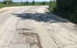 Започна ремонтът на пътя Разград – Кубрат