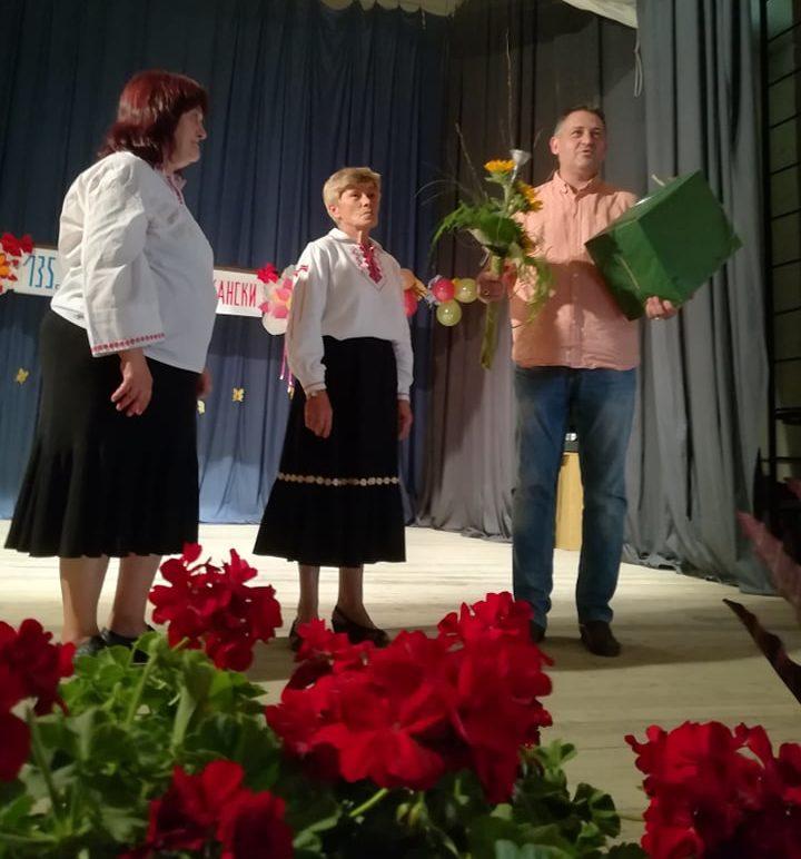 Кметът на Разград д-р Валентин Василев гостува на 135-го� ...
