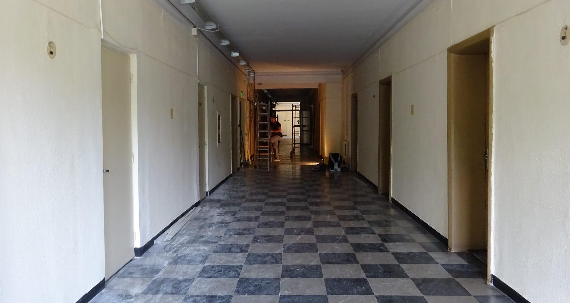 Започнаха строително-монтажни работи в Окръжен съд Ра� ...