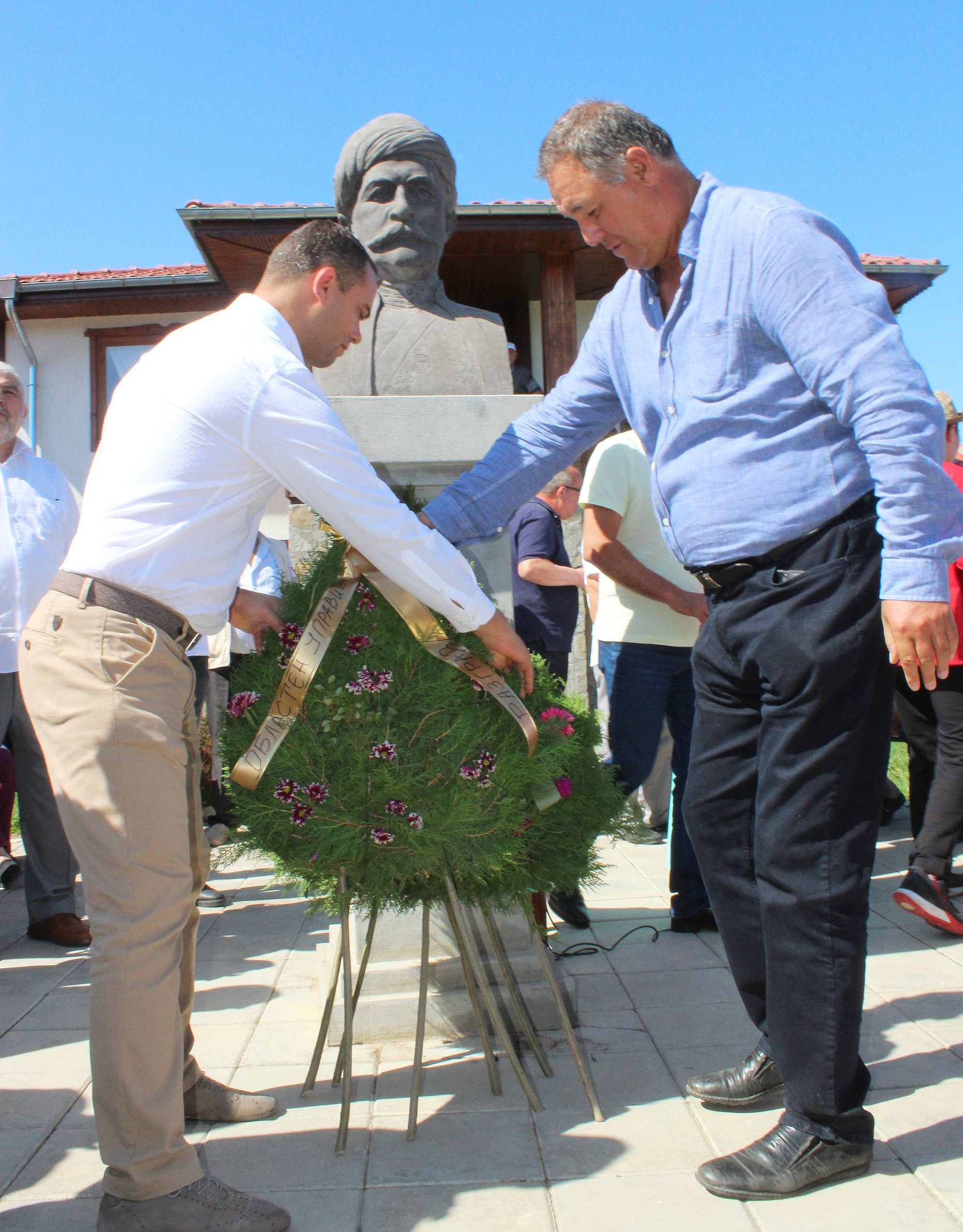 Областният управител Гюнай Хюсмен бе гост на тържеств� ...