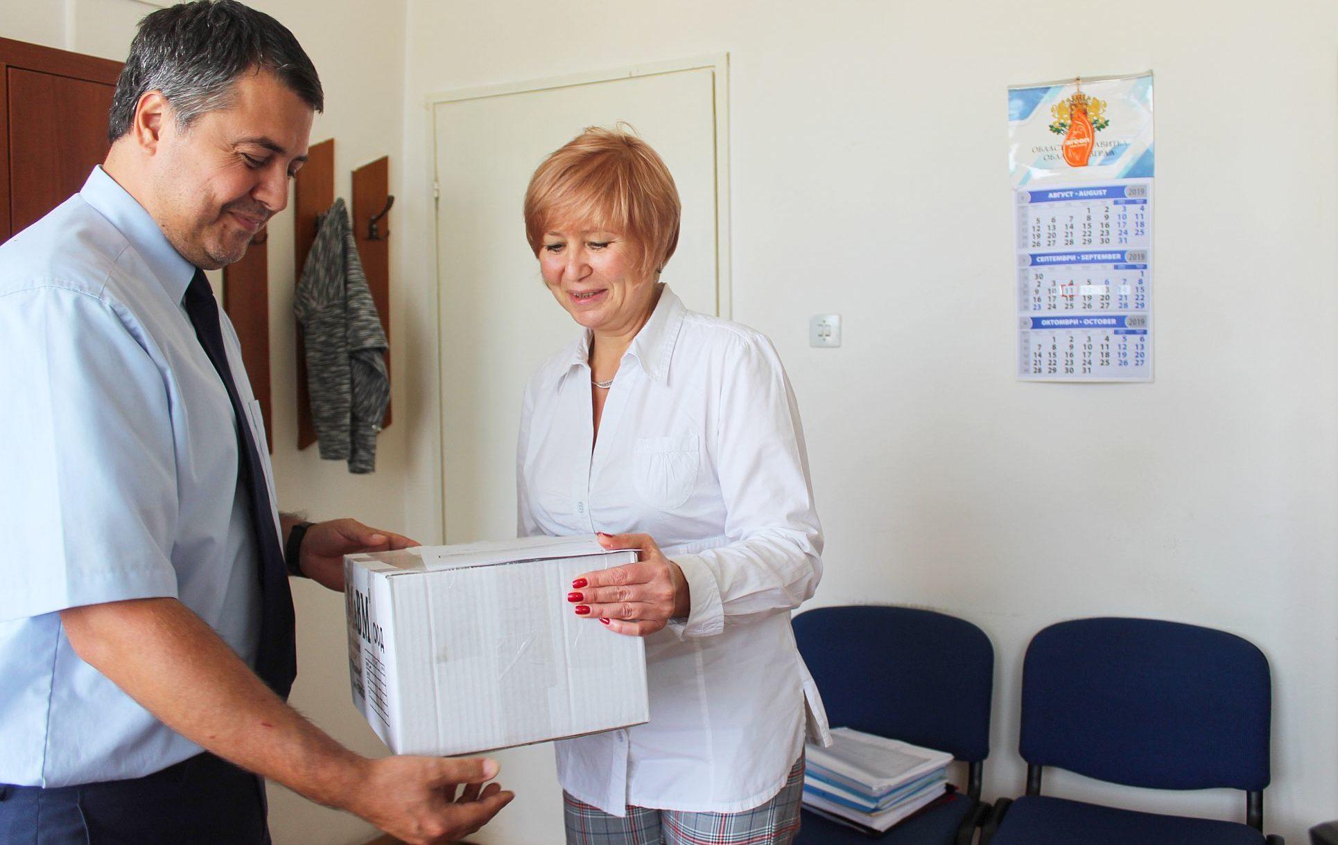 Областна администрация-Разград получи избирателните � ...