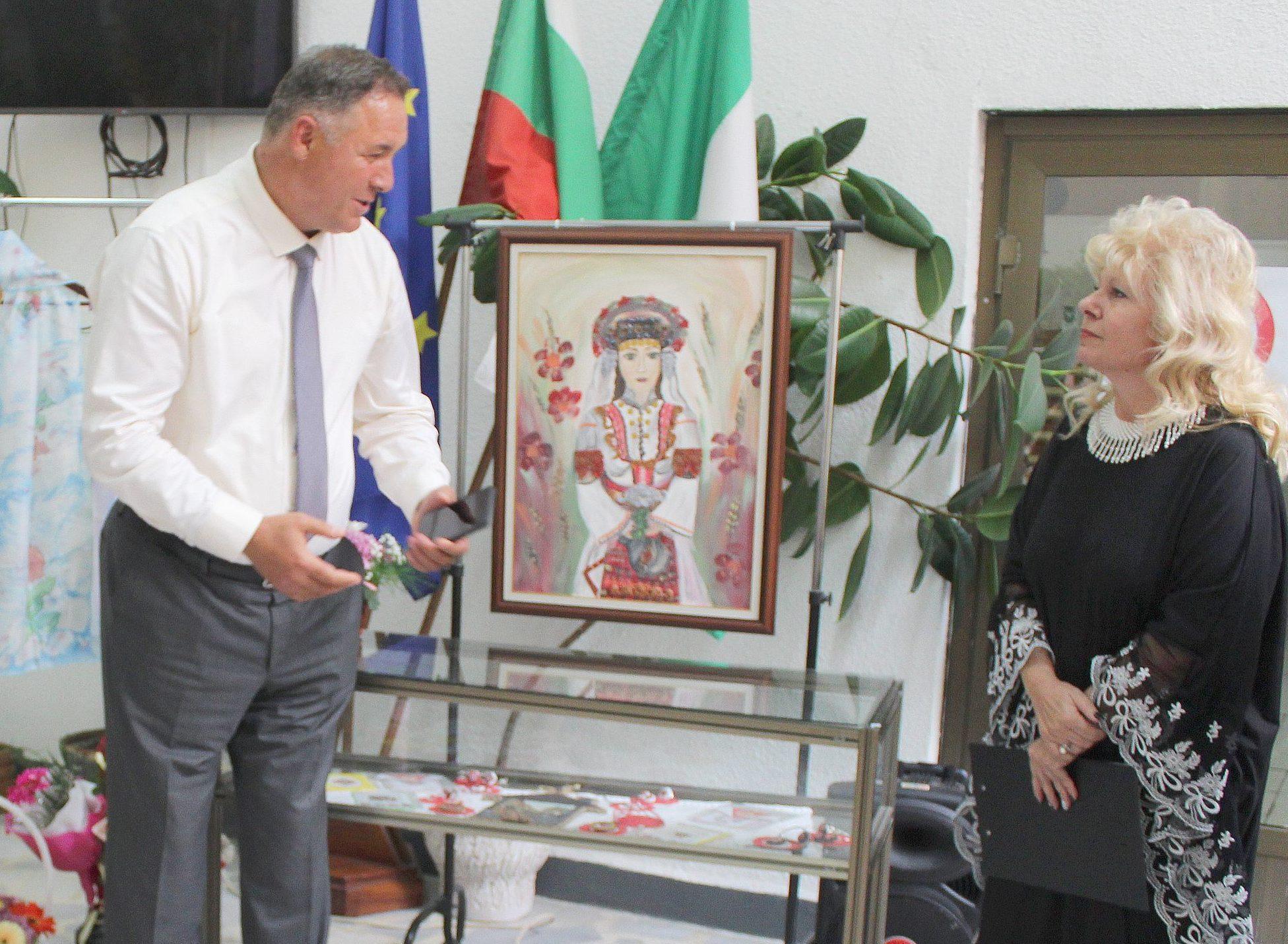 Областният управител Гюнай Хюсмен поздрави исперихск� ...