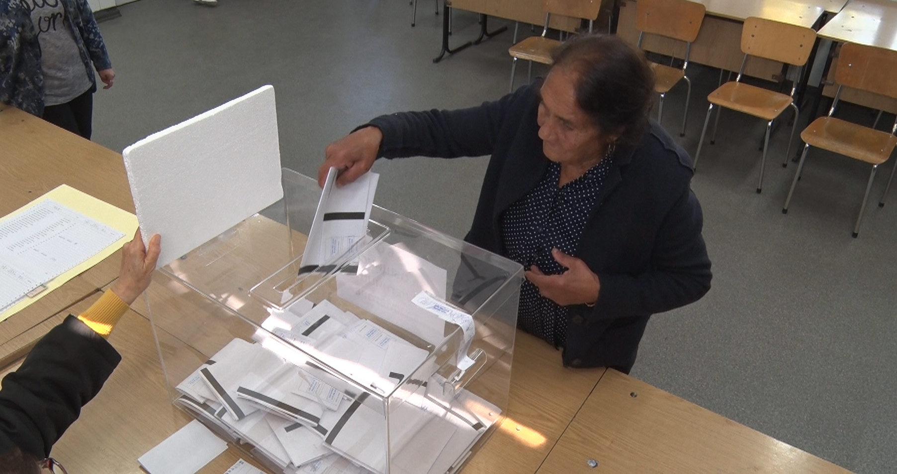 29,67% е избирателната активност в Разградска област към  ...
