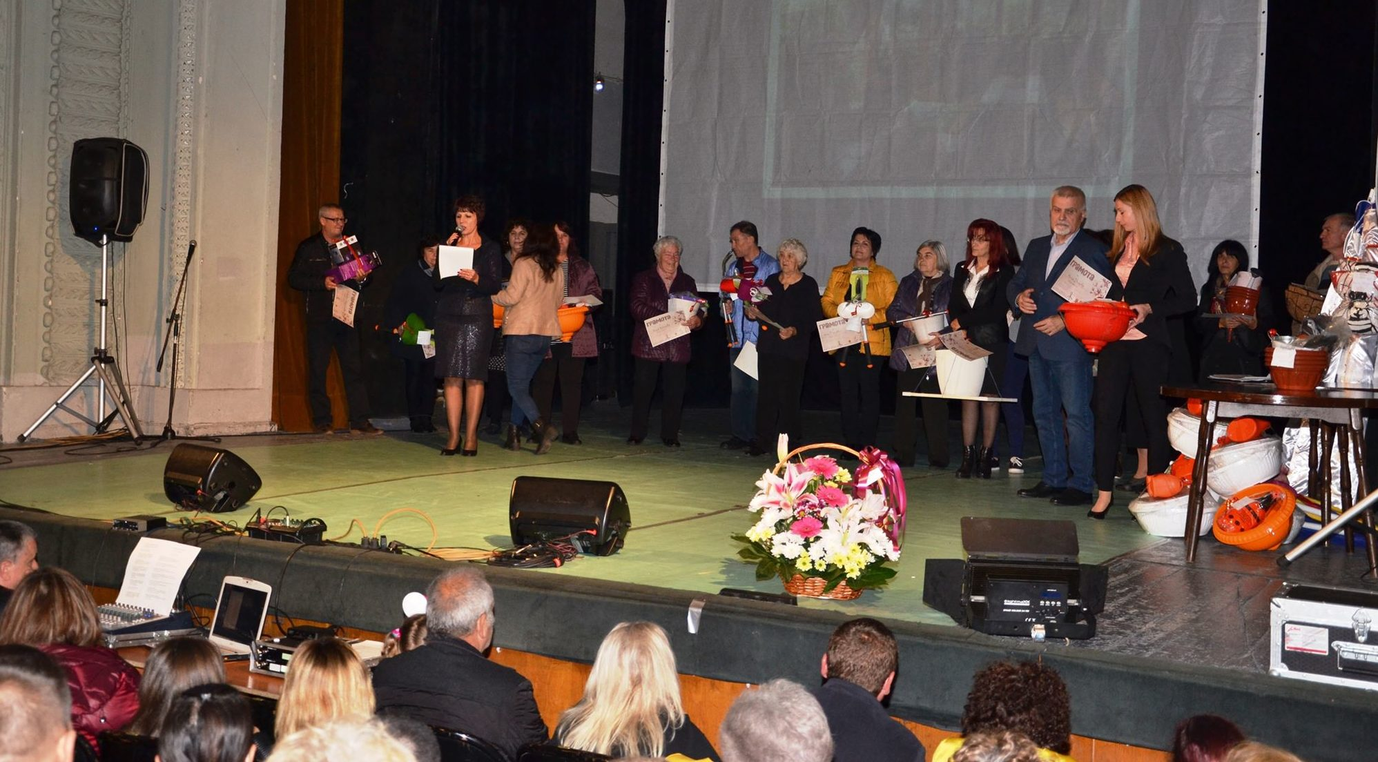 Кметът на Община Разград връчи наградите на отличенит� ...