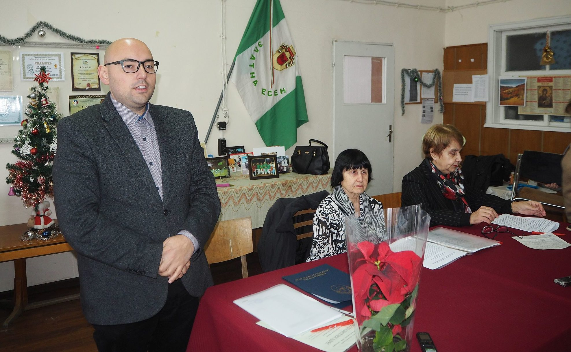 Заместник-кметът Добрин Добрев бе гост на Областната и ...