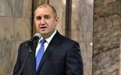 Президентът Румен Радев и две чуждестранни делегации � ...