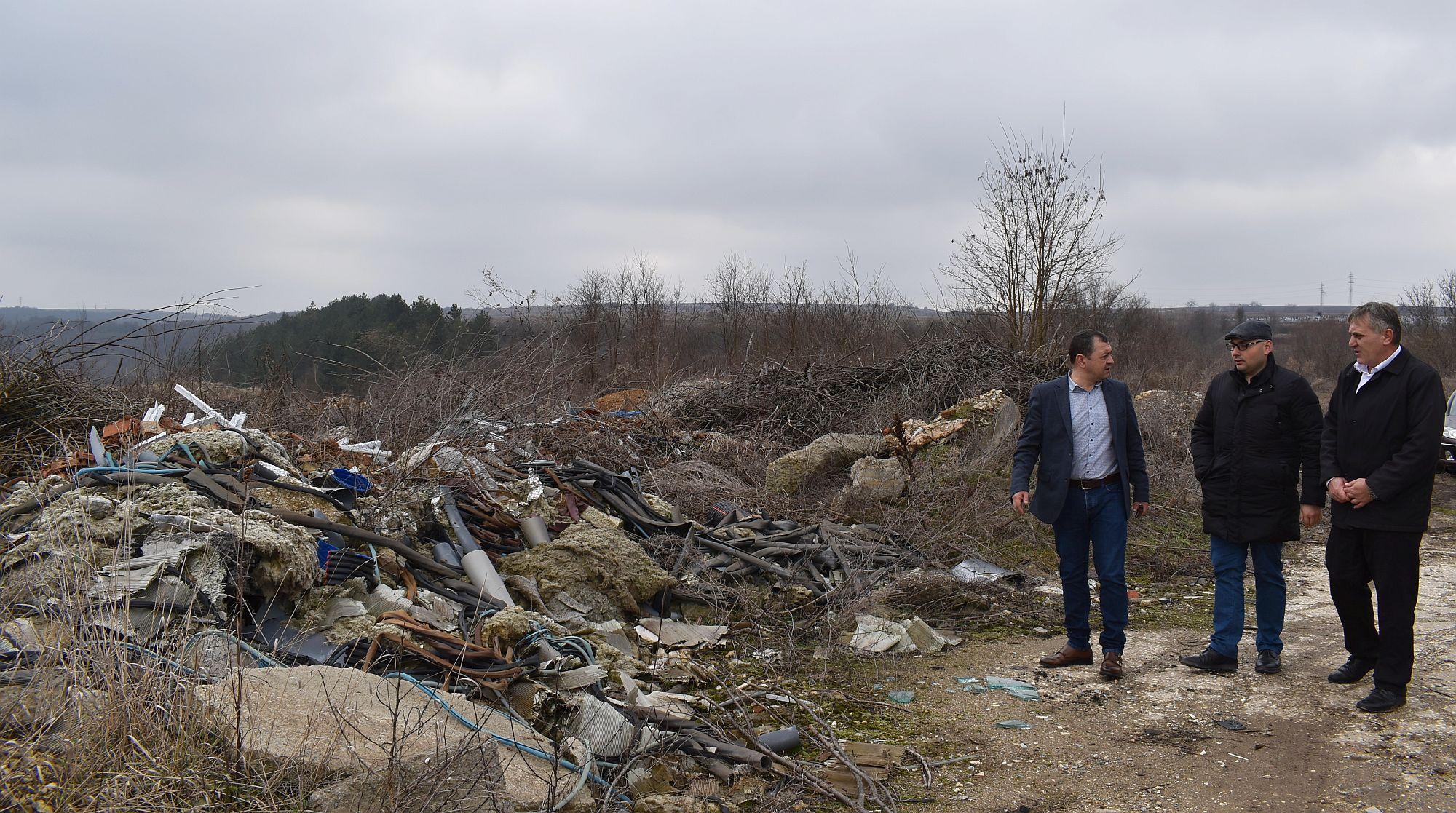 Община Разград предприема мерки за почистване на нере� ...