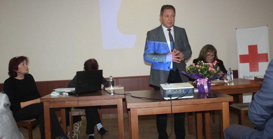 БЧК в Разград е оказала подкрепа на близо 8500 човека пре ...
