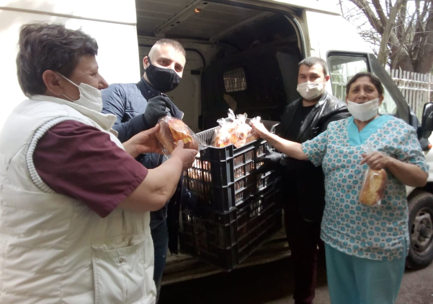 Още дарения за социалните услуги в Разград