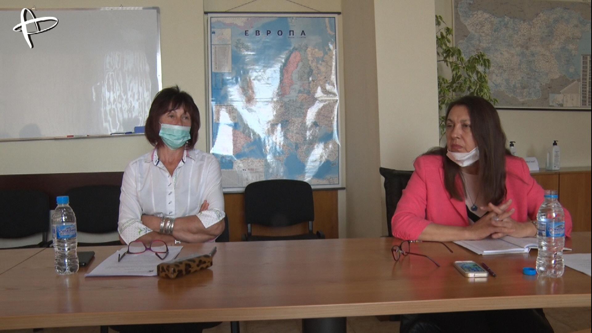 Регистрирани са два нови случая на COVID-19 в област Разгр� ...
