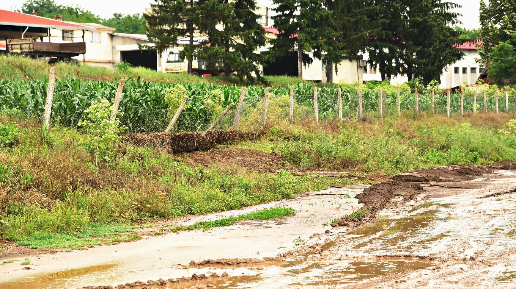 Община Кубрат в помощ на жителите от Юпер