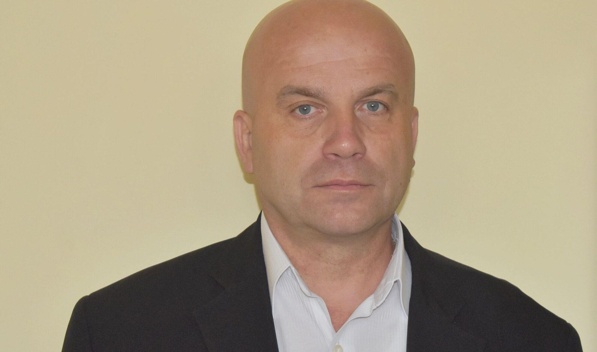 """Йордан Маринов е началник на отдел """"Опазване на общес� ..."""